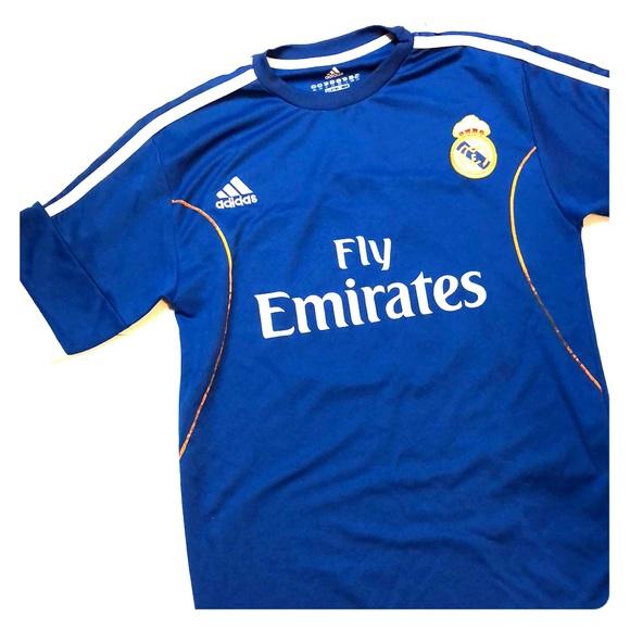 wholesale dealer c9d4d 8339f Real Madrid, ISCO, 23, soccer shirt